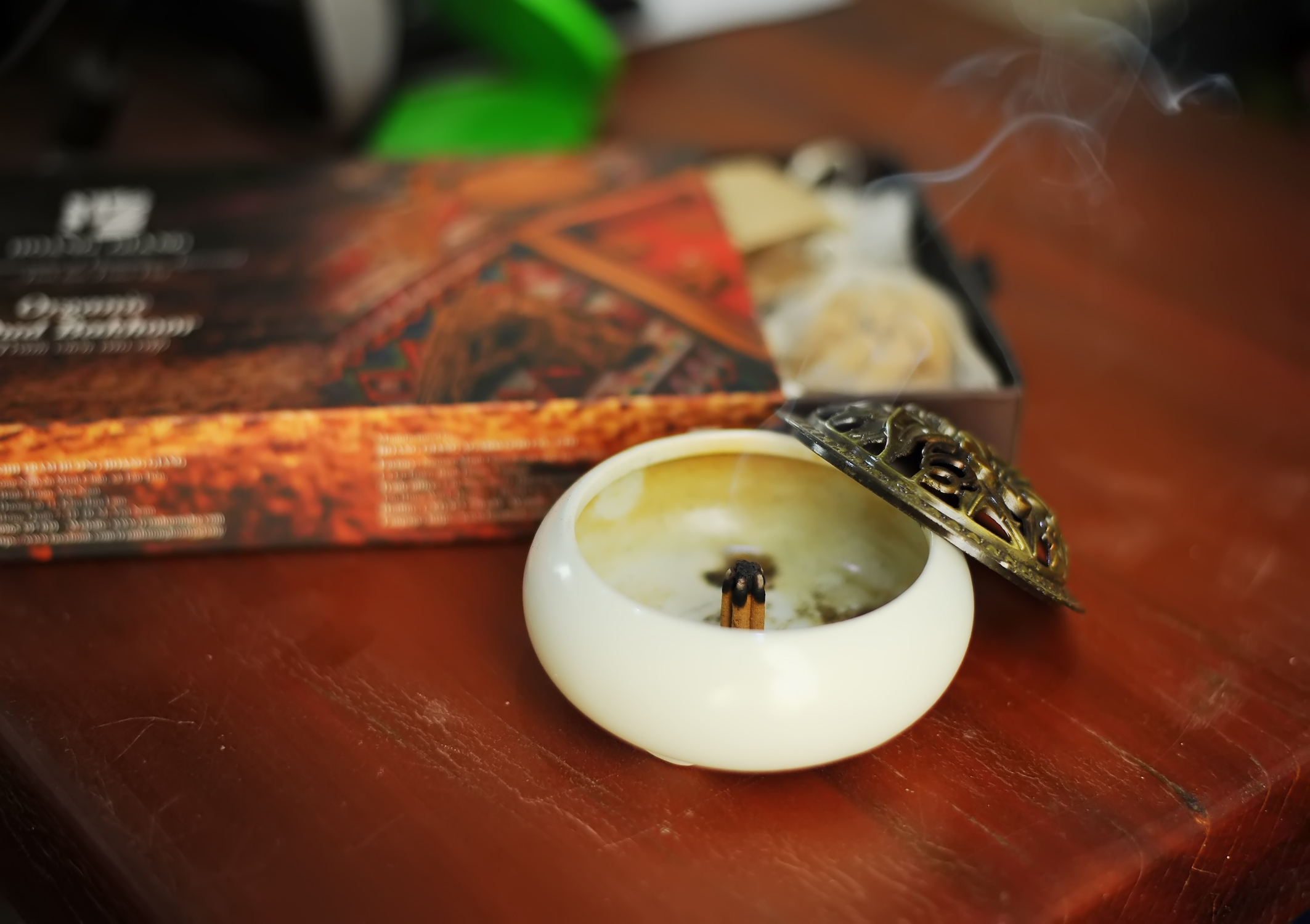 Incense Bowl Burner – Indispensable Agarwood Enjoying